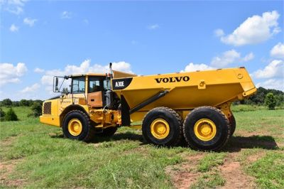 USED 2011 VOLVO A30E OFF HIGHWAY TRUCK EQUIPMENT #1416-12