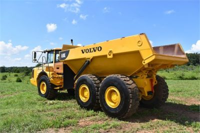 USED 2011 VOLVO A30E OFF HIGHWAY TRUCK EQUIPMENT #1416-13