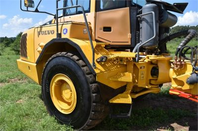 USED 2011 VOLVO A30E OFF HIGHWAY TRUCK EQUIPMENT #1416-16