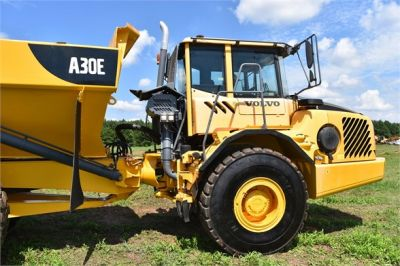 USED 2011 VOLVO A30E OFF HIGHWAY TRUCK EQUIPMENT #1416-17