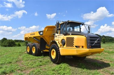 USED 2011 VOLVO A30E OFF HIGHWAY TRUCK EQUIPMENT #1416-2