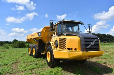 USED 2011 VOLVO A30E OFF HIGHWAY TRUCK EQUIPMENT #1416-3
