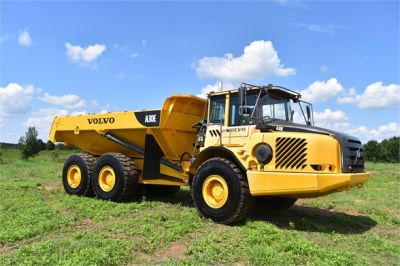 USED 2011 VOLVO A30E OFF HIGHWAY TRUCK EQUIPMENT #1416-4
