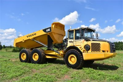 USED 2011 VOLVO A30E OFF HIGHWAY TRUCK EQUIPMENT #1416-5