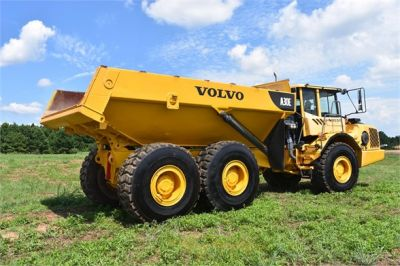 USED 2011 VOLVO A30E OFF HIGHWAY TRUCK EQUIPMENT #1416-6