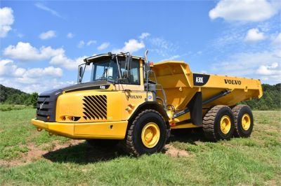 USED 2011 VOLVO A30E OFF HIGHWAY TRUCK EQUIPMENT #1416-7