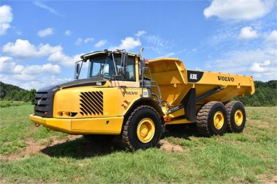 USED 2011 VOLVO A30E OFF HIGHWAY TRUCK EQUIPMENT #1416-8