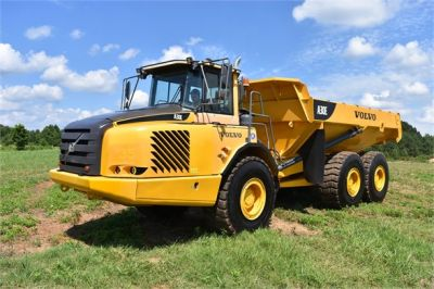 USED 2011 VOLVO A30E OFF HIGHWAY TRUCK EQUIPMENT #1416-9
