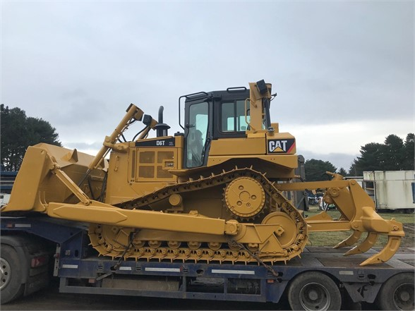 USED 2012 CATERPILLAR D6T XL DOZER EQUIPMENT #1424