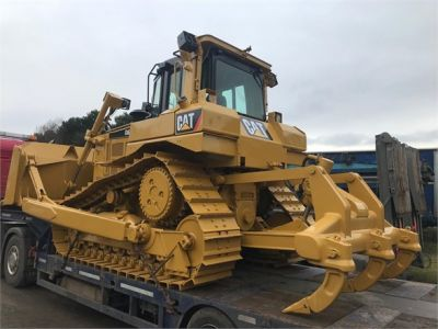 USED 2012 CATERPILLAR D6T XL DOZER EQUIPMENT #1424-13
