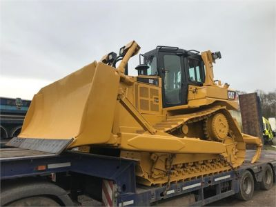 USED 2012 CATERPILLAR D6T XL DOZER EQUIPMENT #1424-3
