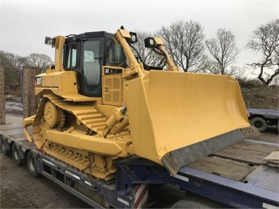 USED 2012 CATERPILLAR D6T XL DOZER EQUIPMENT #1424-4