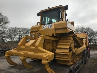 USED 2012 CATERPILLAR D6T XL DOZER EQUIPMENT #1424-5