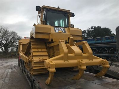 USED 2012 CATERPILLAR D6T XL DOZER EQUIPMENT #1424-7