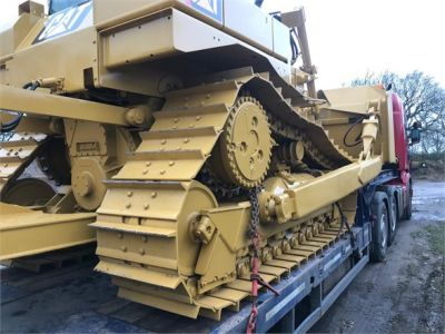 USED 2012 CATERPILLAR D6T XL DOZER EQUIPMENT #1424-8