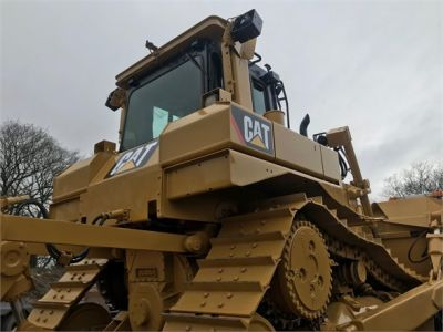 USED 2012 CATERPILLAR D6T XL DOZER EQUIPMENT #1424-9