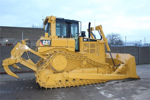 USED 2012 CATERPILLAR D6T XL DOZER EQUIPMENT #1426