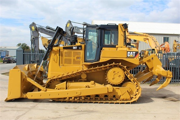 USED 2012 CATERPILLAR D6T XL DOZER EQUIPMENT #1428