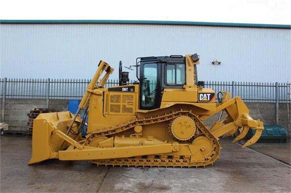 USED 2012 CATERPILLAR D6T XL DOZER EQUIPMENT #1429