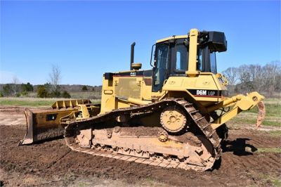 USED 2001 CATERPILLAR D6M LGP DOZER EQUIPMENT #1478-10
