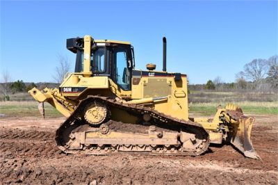 USED 2001 CATERPILLAR D6M LGP DOZER EQUIPMENT #1478-13