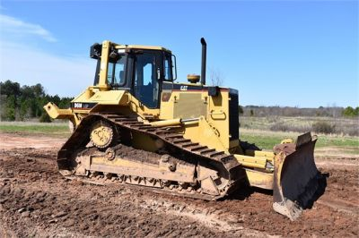 USED 2001 CATERPILLAR D6M LGP DOZER EQUIPMENT #1478-14