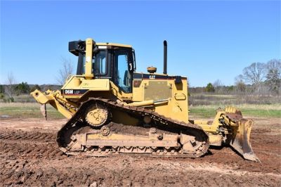 USED 2001 CATERPILLAR D6M LGP DOZER EQUIPMENT #1478-15