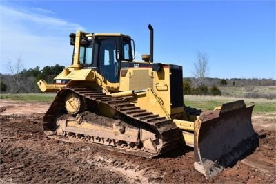 USED 2001 CATERPILLAR D6M LGP DOZER EQUIPMENT #1478-16