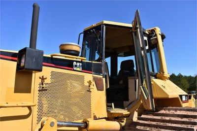 USED 2001 CATERPILLAR D6M LGP DOZER EQUIPMENT #1478-17