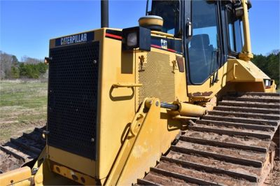 USED 2001 CATERPILLAR D6M LGP DOZER EQUIPMENT #1478-18