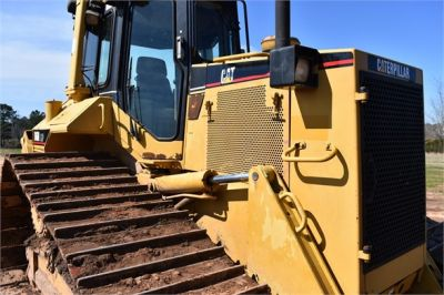 USED 2001 CATERPILLAR D6M LGP DOZER EQUIPMENT #1478-19