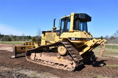 USED 2001 CATERPILLAR D6M LGP DOZER EQUIPMENT #1478-2