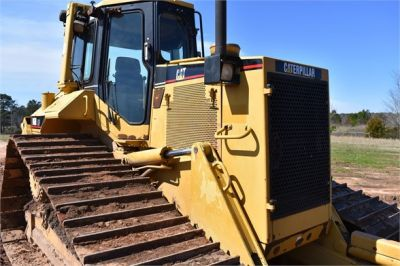 USED 2001 CATERPILLAR D6M LGP DOZER EQUIPMENT #1478-20