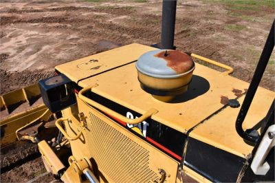 USED 2001 CATERPILLAR D6M LGP DOZER EQUIPMENT #1478-22