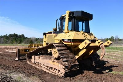 USED 2001 CATERPILLAR D6M LGP DOZER EQUIPMENT #1478-3
