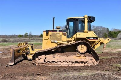 USED 2001 CATERPILLAR D6M LGP DOZER EQUIPMENT #1478-5
