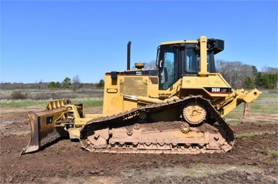 USED 2001 CATERPILLAR D6M LGP DOZER EQUIPMENT #1478-6