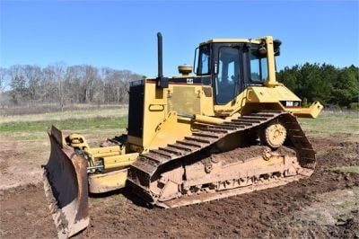 USED 2001 CATERPILLAR D6M LGP DOZER EQUIPMENT #1478-7
