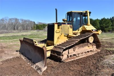 USED 2001 CATERPILLAR D6M LGP DOZER EQUIPMENT #1478-9