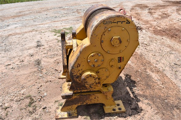 USED2011ALLIEDAW6GE6H1491071WINCH #1645