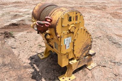USED2011ALLIEDAW6GE6H1491071WINCH #1645-4