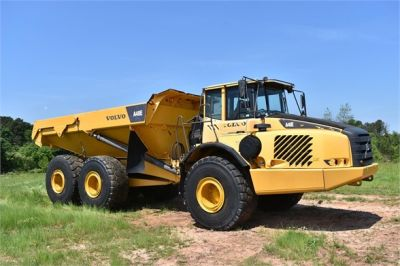 USED 2009 VOLVO A40E OFF HIGHWAY TRUCK EQUIPMENT #1691-11