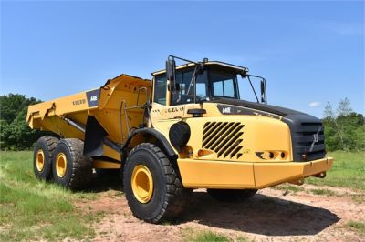USED 2009 VOLVO A40E OFF HIGHWAY TRUCK EQUIPMENT #1691-12