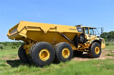 USED 2009 VOLVO A40E OFF HIGHWAY TRUCK EQUIPMENT #1691-13