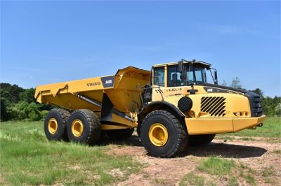 USED 2009 VOLVO A40E OFF HIGHWAY TRUCK EQUIPMENT #1691-14