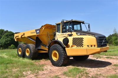 USED 2009 VOLVO A40E OFF HIGHWAY TRUCK EQUIPMENT #1691-15