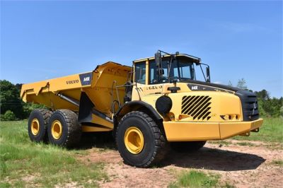 USED 2009 VOLVO A40E OFF HIGHWAY TRUCK EQUIPMENT #1691-16