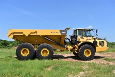 USED 2009 VOLVO A40E OFF HIGHWAY TRUCK EQUIPMENT #1691-17
