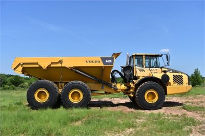 USED 2009 VOLVO A40E OFF HIGHWAY TRUCK EQUIPMENT #1691-18