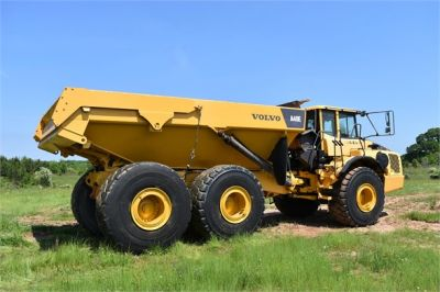 USED 2009 VOLVO A40E OFF HIGHWAY TRUCK EQUIPMENT #1691-19